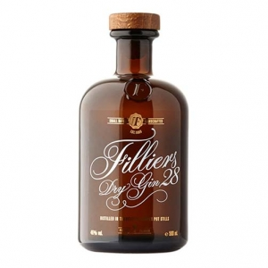 """Dry Gin """"28"""" - Filliers (0.5l)"""