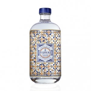 """London Dry Gin """"Fisher"""" - Adnams Southwold (gift box)"""