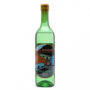 "Single Village Mezcal ""100% Tobala The Wild Mountain Maguey"" - Del Maguey"