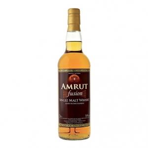 """Single Malt Whisky """"Fusion"""" - Amrut (0.7l)"""