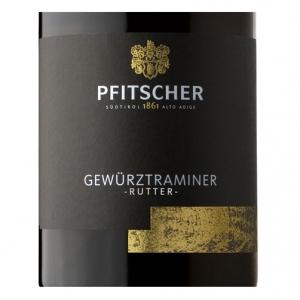 "Alto Adige Gewürztraminer DOC ""Rutter"" 2016 - Pfitscher"