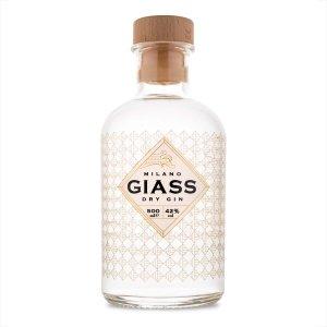 London Dry Gin – GIASS Milano (0.5l)