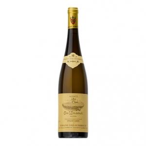"""Alsace Pinot Gris """"Clos Windsbuhl"""" 2009 - Domaine Zind-Humbrecht (0.375l)"""