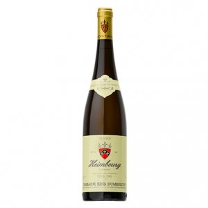 """Alsace Pinot Gris """"Heimbourg"""" 2014 - Domaine Zind-Humbrecht"""