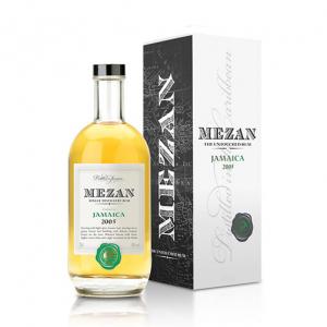 Rum Jamaica 2005 - Mezan (gift box)