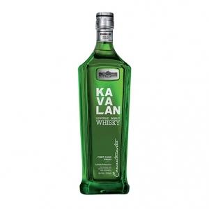 "Single Malt Whisky ""Port Cask Finish Concertmaster"" - Kavalan Distillery (0.7l)"