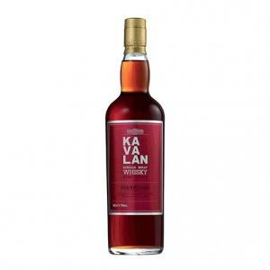 "Single Malt Whisky ""Sherry Oak"" - Kavalan Distillery"