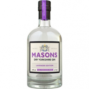 "Yorkshire Dry Gin ""Lavander Edition"" - Masons (0.7l)"