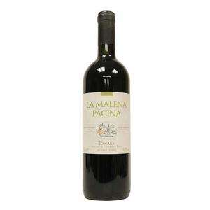 """Toscana Rosso IGT """"La Malena"""" 2013 - Pacina"""
