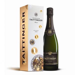 Champagne Brut Millesimato 2012 - Taittinger (astuccio)