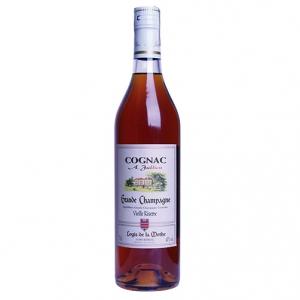 """Cognac Grande Champagne """"Vieille Reserve"""" - Logis de la Mothe (0.75l)"""