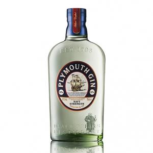Plymouth Gin Navy Strength - Black Friars Distillery