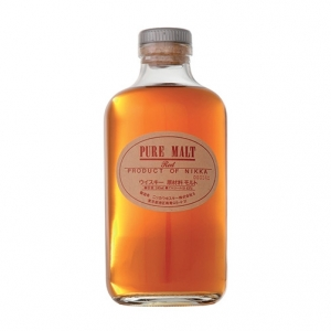 Pure Malt Red Whisky - Nikka Whisky (0.5l)