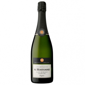 "Champagne Brut Blanc de Blancs Grand Cru ""Origine"" - M. Hostomme"