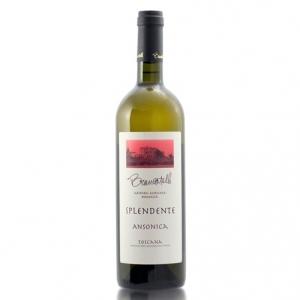 "Toscana Ansonica IGT ""Splendente"" 2014 - Brancatelli"