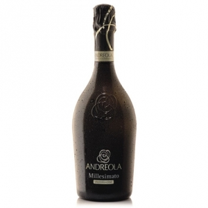 "Valdobbiadene Prosecco Superiore DOCG Dry ""Millesimato"" 2016 - Andreola"