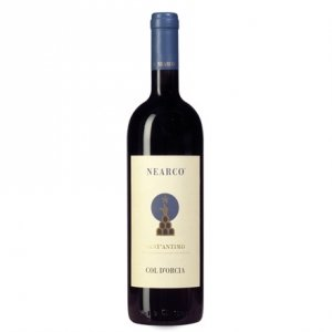 """Sant'Antimo Rosso DOC """"Nearco"""" 2014 - Col d'Orcia"""