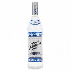 Stolichnaya 100 Proof Premium - Vodka