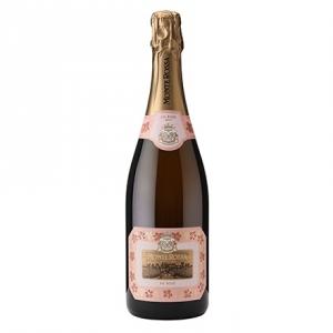 """Franciacorta Brut Rosé DOCG """"Flamingo"""" Magnum - Monte Rossa (astuccio)"""