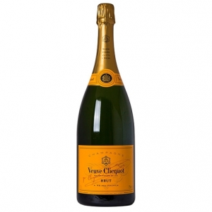 Champagne Brut Yellow Label - Veuve Clicquot Ponsardin (0,375l)
