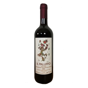 """Toscana Rosso IGT """"Paluffo"""" 2015 - Il Paluffo"""
