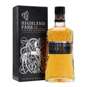 Single Malt Scotch Whisky 12 years old - Highland Park (0.7l)
