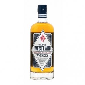 American Single Malt Peated - Westland Distillery (0.7l)