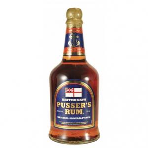 """Rum """"British Navy Original Admiralty Blend"""" - Pusser's (0.7l)"""