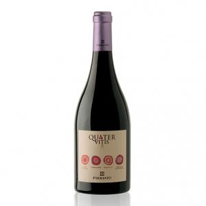 """Terre Siciliane Rosso IGT """"Quater Vitis"""" 2014 - Firriato"""