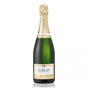 Champagne Brut Réserve - H. Blin
