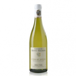 Côtes du Rhône Blanc 2014 - Château Mont Redon