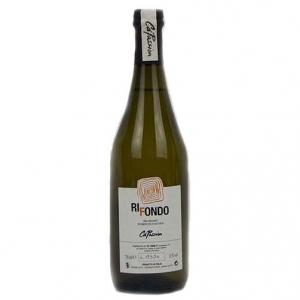 """Vino Bianco a Rifermentazione in Bottiglia """"Rifondo"""" - Ca' Passion"""