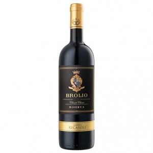 """Chianti Classico Riserva DOCG """"Brolio"""" 2014 - Barone Ricasoli"""