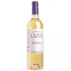 Muscat de Rivesaltes 2001 - Domaine Rozes (0.375l)