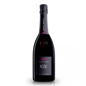Franciacorta Rosé DOCG - Contadi Castaldi (0.375l)
