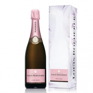 Champagne Brut Rosé Millésimé 2011 - Louis Roederer (astucciato)