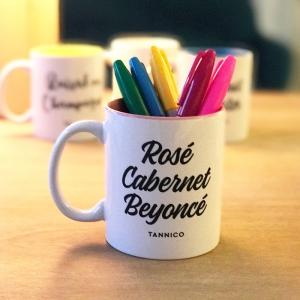 Mug - Rosé Cabernet Beyoncé
