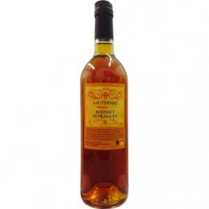 Sauternes Vin Voile 2007 - Domaine Rousset-Peyraguey (0.375l)