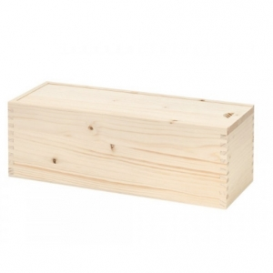 Scatola legno singola
