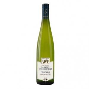 """Alsace Pinot Gris """"Les Princes Abbés"""" 2015 - Domaines Schlumberger"""