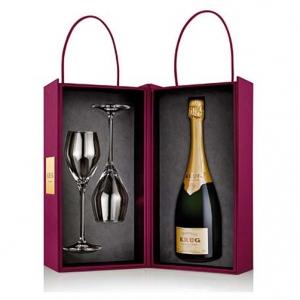 """Champagne Brut """"Grande Cuvée Édition 163 """" - Krug (Sharing Set)"""