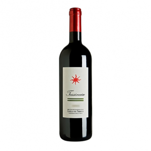"Toscana Rosso IGT ""Tassinaia"" 2012 Jéroboam - Castello del Terriccio"