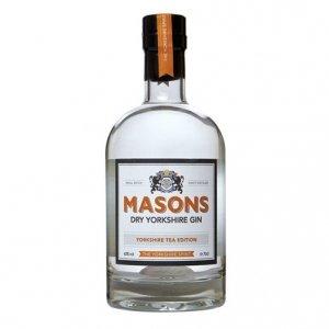 "Yorkshire Dry Gin ""Yorkshire Tea Edition"" - Masons (0.7l)"