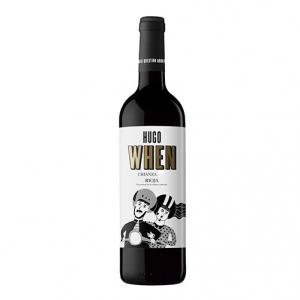 """Rioja Tinto Crianza DOCa """"Hugo When"""" 2014 - Vinto"""