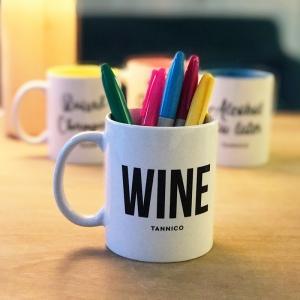 Mug - Wine