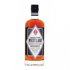 American Single Malt Sherry Wood - Westland Distillery (0.7l)