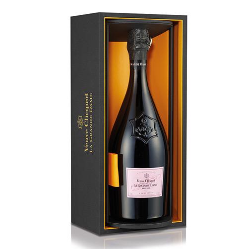 "Champagne Brut Rosé ""La Grande Dame"""