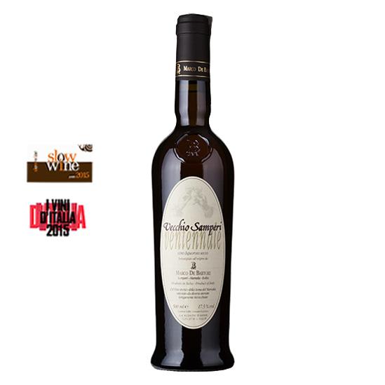 """Vino Liquoroso Secco """"Vecchio Samperi Ventennale"""""""