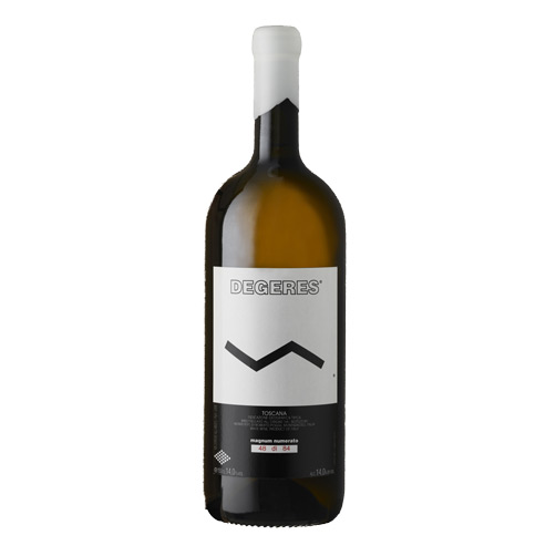 "Toscana Bianco IGT ""Degeres"" 2008 Magnum"