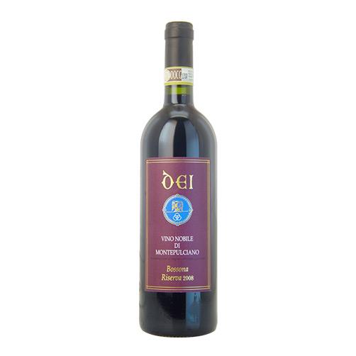 """Vino Nobile di Montepulciano Riserva DOCG """"Bossona"""" 2008 Jéroboam"""